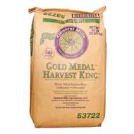 Harvest King Enriched Ubleached Flour 50lb