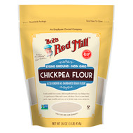 Gluten Free Chickpea Flour 4/16oz