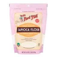 Gluten Free Tapioca Flour Starch 4/16oz
