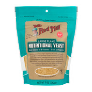 Gluten Free Large Flake Nutritional Yeast 6/5oz