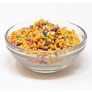 Peanut Brittle Crunch With Decorettes 6lb