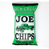 Sour Cream & Toasted Onion Chips 12/5oz