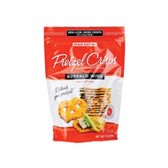 12/7.2oz Pretzel Crisps Buffalo Wing