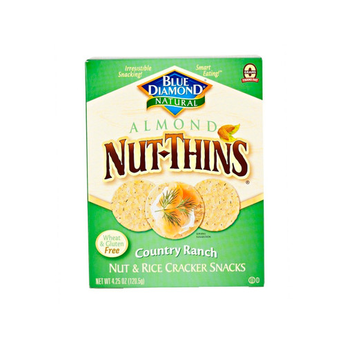 12/4.25oz Nut-Thins Country Ranch