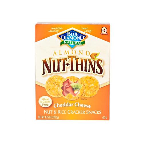 12/4.25oz Nut-Thins Cheddar Cheese