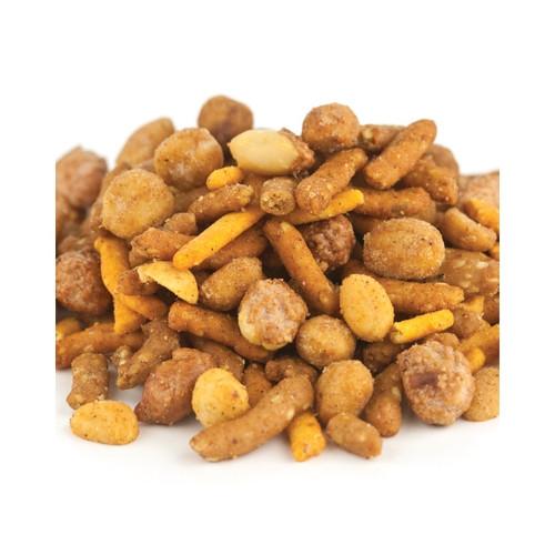 4/4lb Snack Mix Sweet Cajun