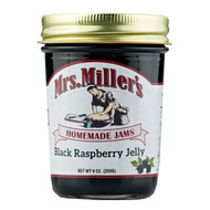 12/8oz Black Raspberry Jelly