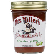 12/8oz Gooseberry Jam