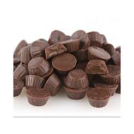10lb Mini Milk Chocolate Caramel Cup