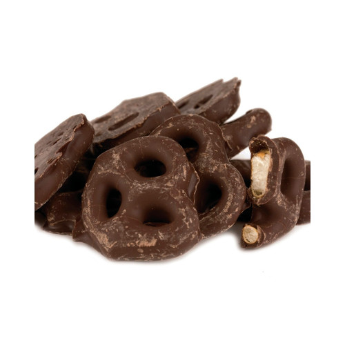 15lb Dark Chocolate Pretzel