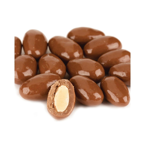 25lb Milk Chocolate Almonds