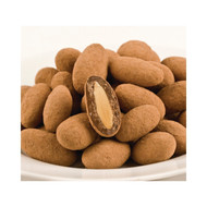 15lb Cocoa Dusted Almonds