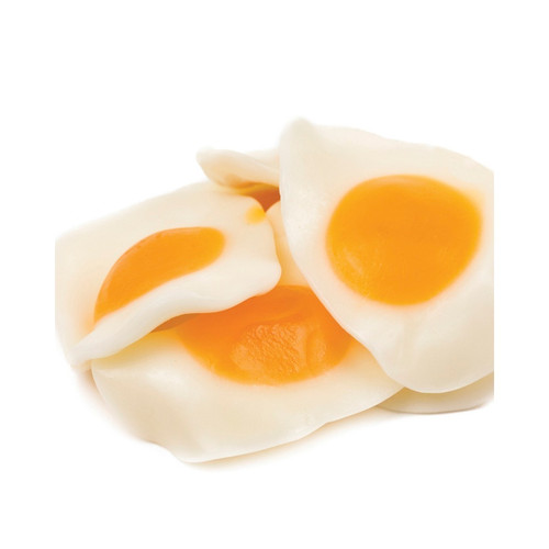 12/2.2lb Large Gummy Fried Eggs