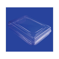 100ct 1/2 Sheet Dome Lid