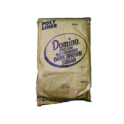 50lb Domino Dark Brown Sugar
