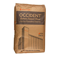 50lb Occident Flour Unbleached