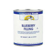 6/10 Blueberry Pie Filling