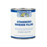 6/10 Straw-Rhubarb Pie Filling