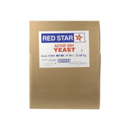 50lb Red Star Yeast