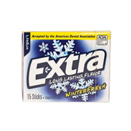 10CT Extra Winterfresh Slim Pa