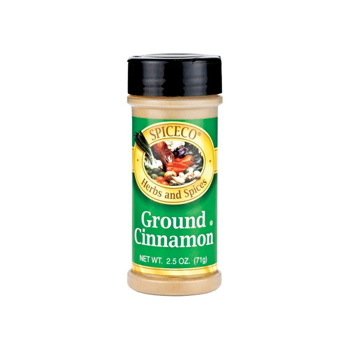 Ground Cinnamon 12/2.5oz