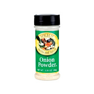 12/2.5oz Onion Powder