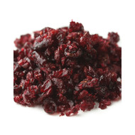 25lb Double Diced Sweetened Dried Cranberries