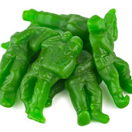 4/5lb Green Army Guys