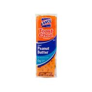 120ct Toastchee Cheese Cracker/Peanut Butter