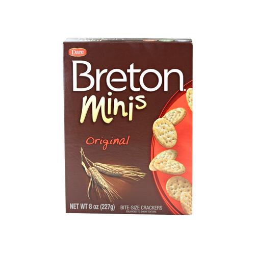 12/8oz Breton Minis Original