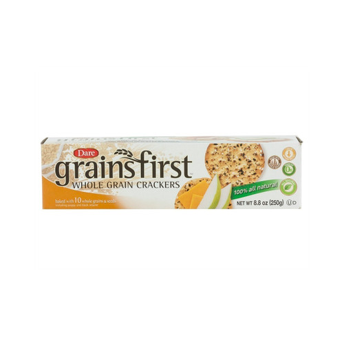12/8.8oz Grain First Crackers