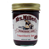 12/8oz Loganberry Jam
