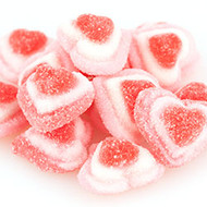 6/4.4lb Gummi Triple Hearts