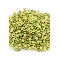 25lb Organic Green Split Peas