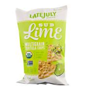 12/5.5oz Tortilla Chip Lime