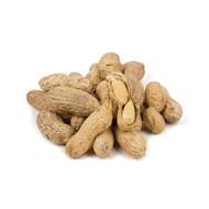 25lb Peanuts in Shell (Roasted No Salt)