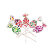 33lb Charms Assorted Blow Pops(22/lb)