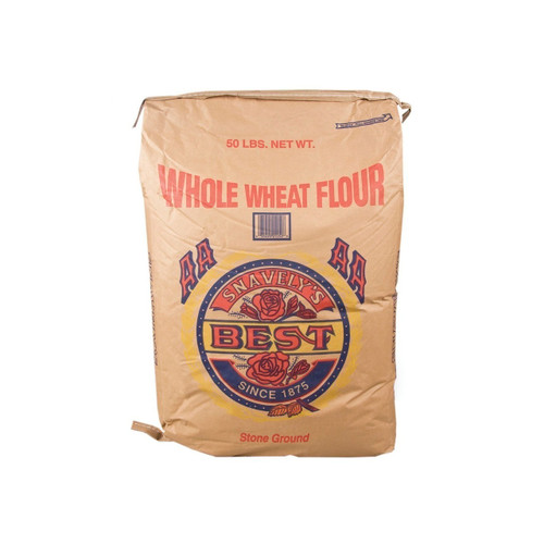 50lb Whole Wheat Flour (Fine)