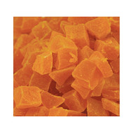 4/11lb Papaya Diced (Orange)