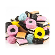 4/6.6lb Gustaf's Licorice Allsorts
