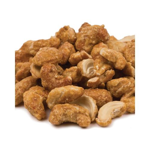 20lb Cashews Honey Toasted