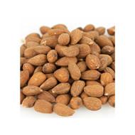 2/5lb Almonds Roasted No Salt 25/27