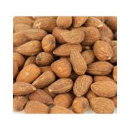 25lb Almonds Roasted No Salt 25/27