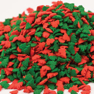 5lb Red & Green Trees (Shapes)