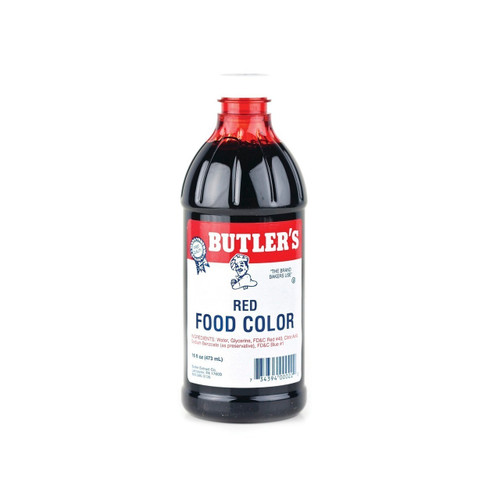 6/16oz Food Coloring, Red