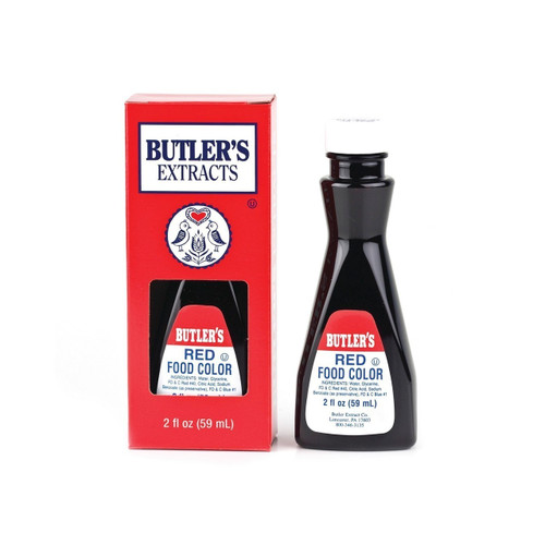 12/2oz Food Coloring, Red