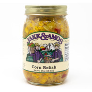 12/16oz Jake and Amos  Corn Relish
