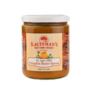 12/17oz Pumpkin Butter, No Sugar Added