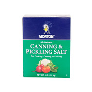 9/4lb Pickling & Canning Salt