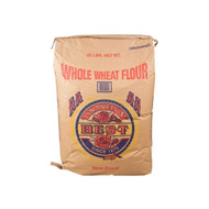 50lb Whole Wheat Flour (Med.)